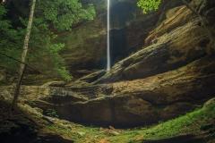 21 Horse Cave Falls