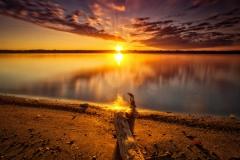 Alum Sunrise