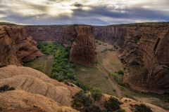 Canyon De Chelly Sunrise
