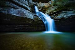 Cedar Falls Closeup