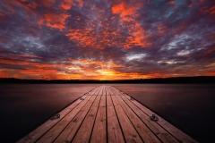 Hoover Pier Sunrise