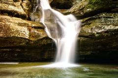 January Cedar Falls