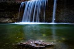 Lower Indian Run Falls