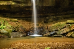 Red Rock Hollow Falls